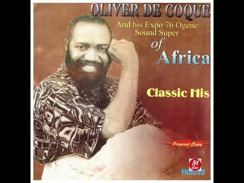 Oliver De Coque - Tolerance (Eleta Aghara) (Official Audio)
