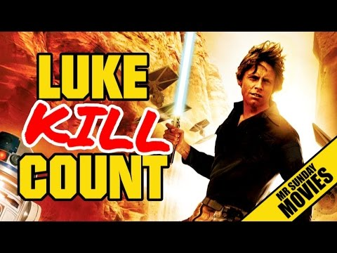 Luke Skywalker kill count