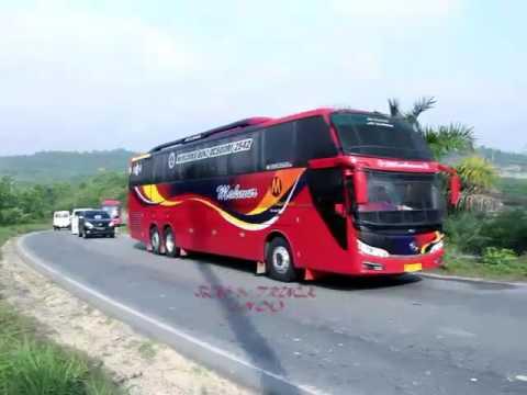 Download Video Bus Malam Lintas Sumatra