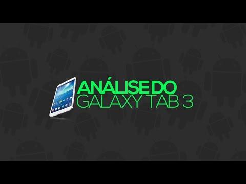 Análise do Samsung Galaxy Tab 3 (7