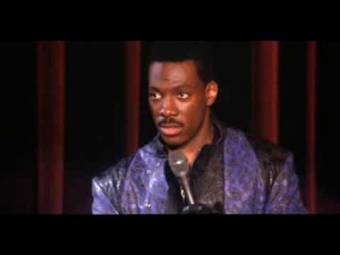 Эдди Мерфи - Raw (без цензуры) [Часть 2] Скетч-Шоу.1987 года. (видео)