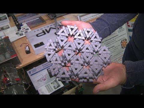 Изобретения волгоградских ученых высоко оценили на международном фестивале «От винта!»