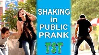Video Shaking in Public Prank - Pranks in India TroubleSeekerTeam MP3, 3GP, MP4, WEBM, AVI, FLV Juli 2018