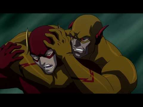 Flash Vs. Professor Zoom!