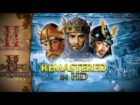 Age of Empires 2 II HD трейлер