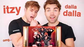 "Video Itzy ""Dalla Dalla"" M/V reaction! MP3, 3GP, MP4, WEBM, AVI, FLV Februari 2019"