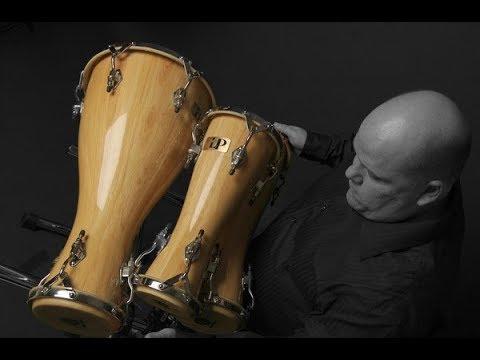 Batá Drumming by Jorge Ginorio