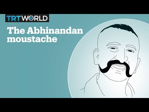 This moustache has taken India by storm