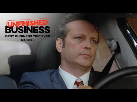 Unfinished Business (TV Spot 'Off the Rails')
