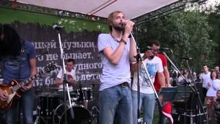 """Выступление группы """"Коридор"""" 28 июня 2015 в День Города Новосибирска"""