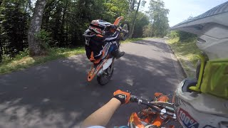6. Ridefun with KTM SX 85 and Fails
