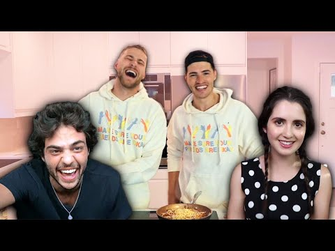 The Perfect Date (w/ Noah Centineo and Laura Marano)   Gregg and Cameron