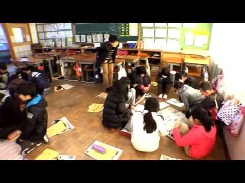 飛び出せ学校 大分市 小佐井小学校 〜レイアウト〜