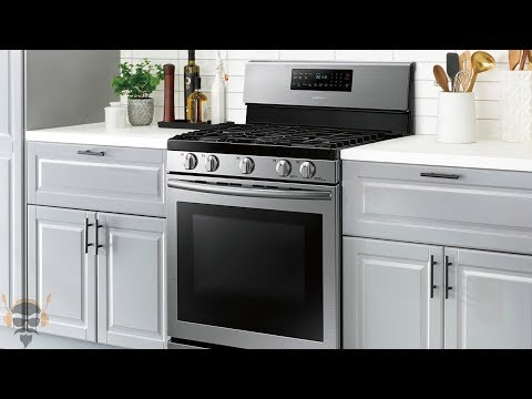 5 Best Slide In Ranges 2018 ★ ★ Electric and Gas Ovens With Stove Tops