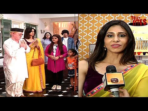 Kishwer Merchant enters #Chidiyaghar