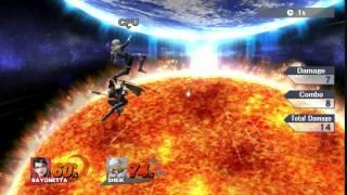 Bayonetta Combo by AD| Regal- Kills Sheik at 60%