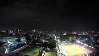 Timelapse Bangkok by Night HD 4k