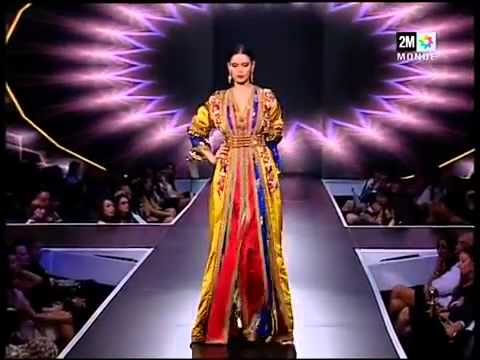 Moroccan High Style Fashions by Siham Tazi