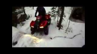6. 2014 Honda FourTrax Foreman 500