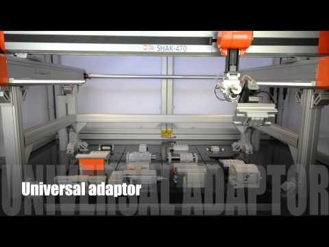 Metal Work Pneumatic #8 highlight 2015 Universal adaptor