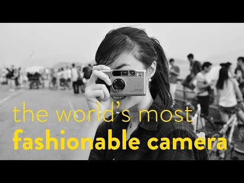 Contax T2: The World's Most Fashionable Camera