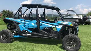 8. 2019 Polaris RZR 1000Xp 4 quick walk around