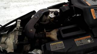 9. 2009 Polaris IQ 750 Wide Track 4 Stroke