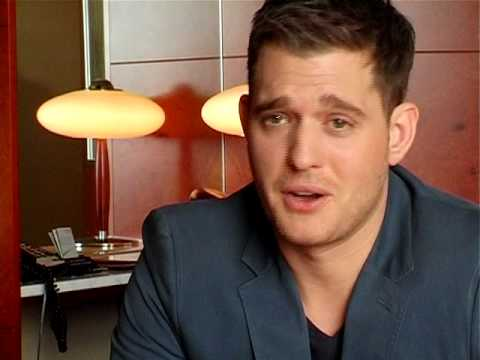 Michael Buble Undercover Interview Part 1