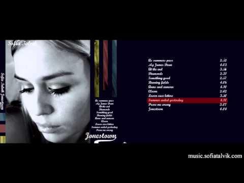 Sofia Talvik - Summer Ended Yesterday (Jonestown - YouTube Album)