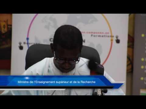 Convention avec HUAWEI pour booster les talents sénégalais dans le domaine des TIC