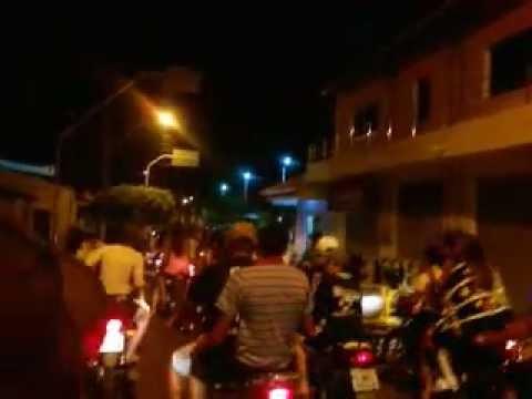 Passeata da vitória do Corintians Campeão 2011 em Parambu