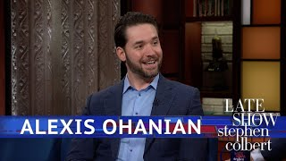 Video How Alexis Ohanian Met His Future Wife Serena Williams MP3, 3GP, MP4, WEBM, AVI, FLV Juli 2019