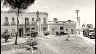 Litografía de Pachuca, una ciudad que fue 2/8
