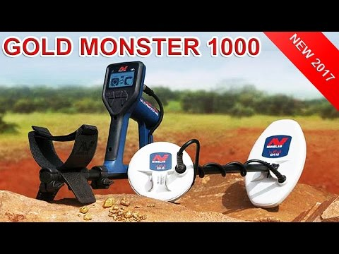 Minlab Gold Monster 1000 | Get it Now 0090 507 441 0706