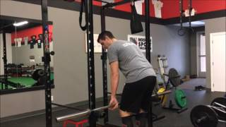 Tip of the Week: Grip Variations to Help Your Lifting