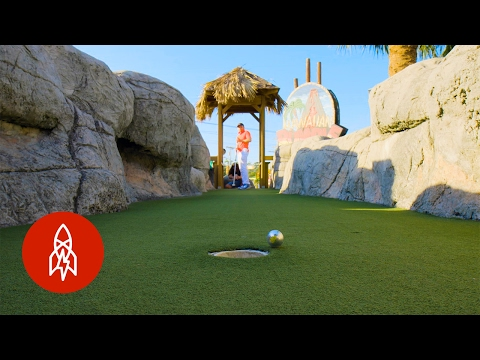The Competitive World of Mini Golf