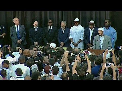 ΗΠΑ: Λαοθάλασσα για τον Μοχάμεντ Άλι