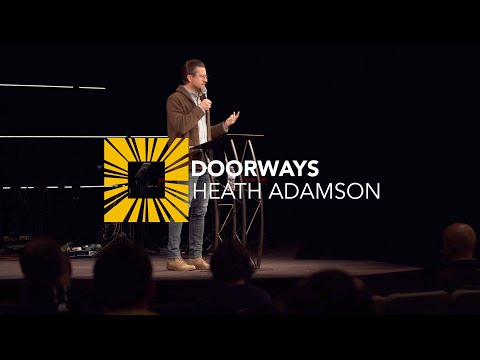 What happens when God closes a door   Heath Adamson
