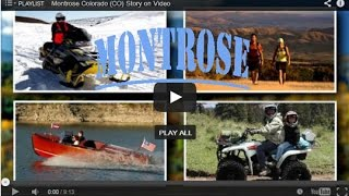 Montrose (CO) United States  city images : Montrose Colorado's (CO) Story on Video