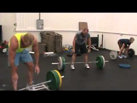 James Haskell 2011 Rugby World Cup Fitness Training