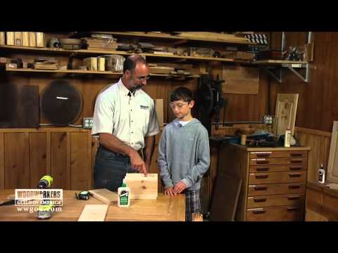 Building a Bird House with Titebond III Ultimate Wood Glue