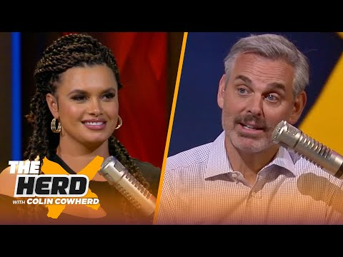 Colin Cowherd plays 'Would You Rather?' with scenarios for the NFL offseason | NFL | THE HERD