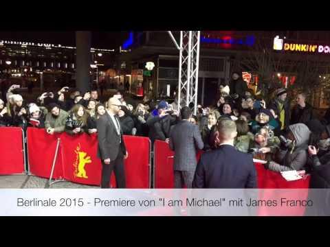 """Berlinale 2015 - Premiere von """"I am Michael"""""""