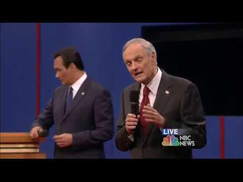 Senator Vinick on Tax Cuts, West Wing Season 7 ep 7