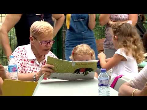 Charity: reading and encouraging reading