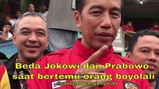 Video Ini Beda Antara Jokowi dan Prabowo Saat Bertemu Tampang Boyolali! MP3, 3GP, MP4, WEBM, AVI, FLV November 2018
