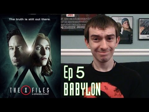 "X-Files Season 10 Ep 5 ""Babylon"" Review"