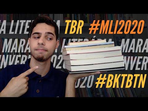 MINHA TBR PARA #MLI2020 | MARATONA LITERÁRIA DE INVERNO | #BKTBTN