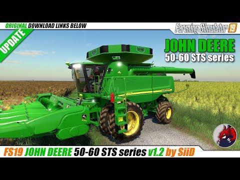 John Deere 50-60 STS series v1.2