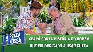 Inscreva-se no canal da A Praça É Nossa: https://www.youtube.com/user/SBTAPracaENossa Para mais informações do programa...